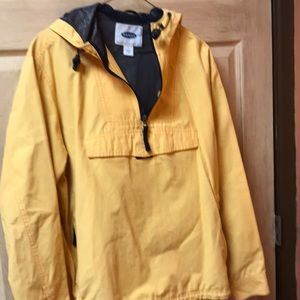 Old navy hood rain coat